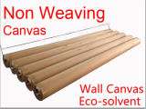 Super Wide Eco Solvent Inkjet Non Weaving Wall Canvas Matt 290GSM