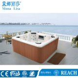 4 Person Outdoor Square Air Bubble Jet Bathtub (M-3347)