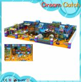 Entertainment Park OEM Ce GS Plastic Play House with Slide