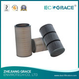 Air Compressor Filtration Water and Oil Repellent Polyester Filtration Cartridge