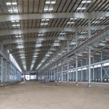 Big Span Prefab Buildings Prefabricated Warehouse Fabricator
