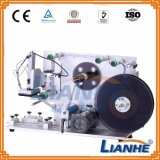 Semi-Auto Labeling Machine Labeller for Flat Square Bottle Sticker