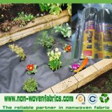Environmental PP Fabric for Weed Control Black Nonwoven Fabric
