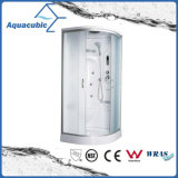 Bathroom Tempered Glass Simple Shower Room (AS-2354)