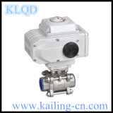 3 PCS Electrical Ball Valve