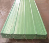 Color Coated Corrugated Roofing Sheet/Metal Corrugated Roofing Material