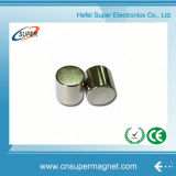 Factory Supply Custom Strong Cylinder NdFeB Magnet