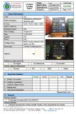 Container Loading Monitor