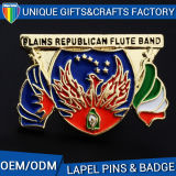High Quality Metal Badge Pin Customed Made in China