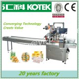 Best Price Pillow Bag Flow Type Wafer Bar Package Machine with Fast Delivery