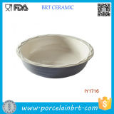 Hot Sale Kitchenware Ceramic Pie Comal Cookware