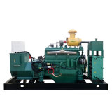 100kVA Natural Gas LPG Silent Gas Generator with Ce ISO