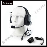 Walkie Talkie Tactical Headset for Kenwood Baofeng UV-5r