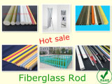 Nonstaining Fiberglass Rod with Good Performance