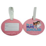 Student PVC Rubber Bag Tag (LT015)