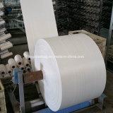 Virgin Coated Roll Polypropylene Raffia Tubular PP Woven Fabric for Bags