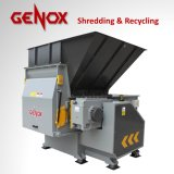Plastic Machinery Wood Paper Plastic Shredder Single Shaft Shredder (V800)