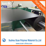 Matte Black Rigid PVC Sheet for Die Cutting/ UV Offset Printing