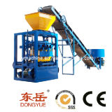 Hollow Block Brick Machine/Concrete Block Brick Machine/Hydraulic Block Brick Machine (QT4-26)