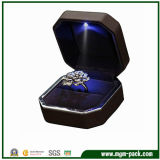 Special Design Metal LED Jewellery Box for Package