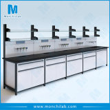 New Type All Steel H Frame Central Lab Bench