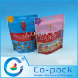Customized Plastic Toy Packaging Bag