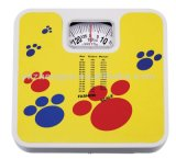 Mechanical Body Scale Personal Weighing Bathroom Scale