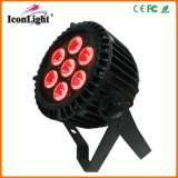 Mini 7*10W LED PAR Outdoor IP65 for Stage Events Lighting