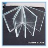 4-12mm Ultra Clear Low Iron Super White Tempered Glass