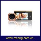 720p WiFi Peephole Video Doorbell PIR Motion Detect Alarm WiFi Video Door Phone