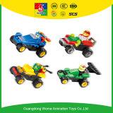 Smart Design Racing Series Blocks Toys Plastic Toy Car