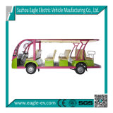 Electric Bus, CE, 72V 5kw, AC, Automatic, Best Mini Bus From China