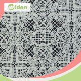 110cm Advanced Machines Embroidery White Italian Chemical Lace Fabric