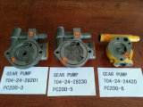 Construction Machinery Spare Parts, Gear Pump for Caterpillar and Komatsu