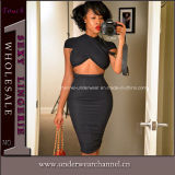 Sexy Fashion Cocktail Formal Evening Party Bandage Office Dress (TBLSN202)