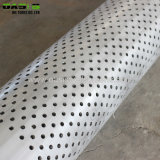 Year 2018 Stainless Steel 316L 406.4mm Perforated Casing Filter Pipe