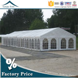 Russian Style 10m*24m Wedding Party Canopy with White Roof Linings