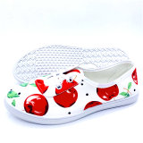 Fashion Women's Cheap Casual Shoes Canvas Shoes Sneakers (FF1810-1)