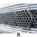 Ms Hot Dipped / ERW Galvanized Round Pipe/Gi Pipe for Gas/Greenhouse/Fence Post/Construction/ Water Supply