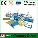 Spe Series Automatic Fabric Screen Printing Machine Cheap Fabric Printer