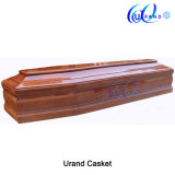 Wooden Italian High Gloss Interior Casket and Coffin