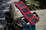 Colorful Folding and Flexible CIGS Thin Film Solar Power Charger
