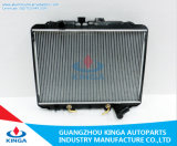 Aluminum Brazed Car Radiator for Hyundai H100′min Bus′93 Grace′93 OEM 25300-43800