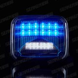 Advanced 3-Colour LED Emergency Warning Light for Truck/Ambulance DC10~30V