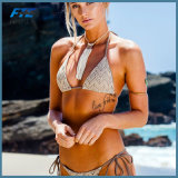 Lover-Beauty Triangle High Quality Women Sexy Mature Fashion Bikini