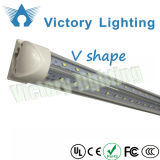 T8 V Shape 8FT 65W LED Tube Light Integrated 2.4m