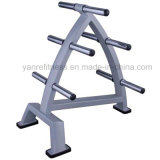 Gym Fitness Plate Set Plate Rack for Sales
