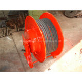 AC Power Cord Reel of Retractable Type