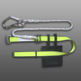 Work Positioning Belt with Safety Rope