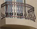 Cheap Apartment Indoor Steel Metal Railing Wrought Iron Balustrade